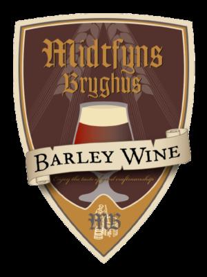 Rund og fyldig Barley wine øl