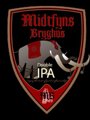 rund og fyldig double IPA øl