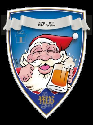 En belgisk inspireret lysgylden juleøl