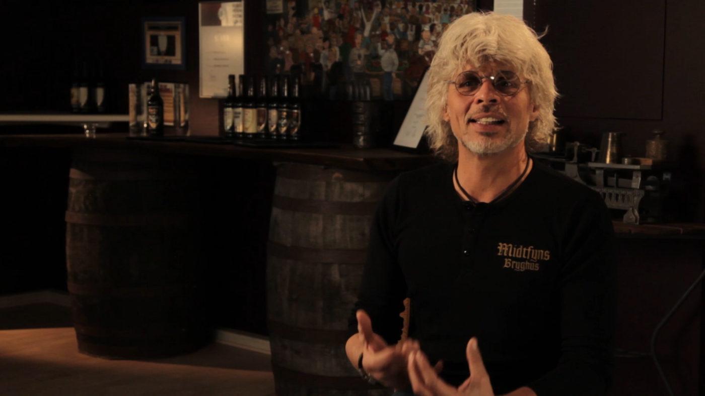 Eddie Szweda ejer af midtfyns bryghus